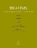 Brahms, Johannes : Waltzes op. 39 / Easy Edition