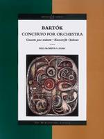 Bartók, Béla : Concerto For Orchestra