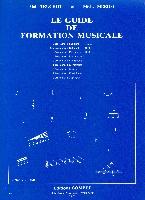 Truchot, Alain / Meriot, Michel : Guide Formation Musicale Vol.2 - 2° Année Débutant 2