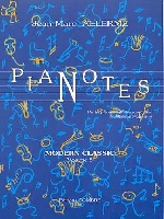 Allerme, Jean-Marc : Pianotes Modern Classic Volume 5