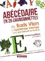 Vian, Boris / Vernay, Lucienne : Abécédaire en 26 chansonnettes