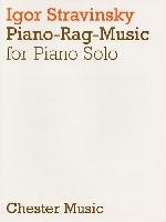 STRAVINSKY PIANO-RAG-MUSIC FOR PIANO SOLO
