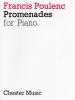 Poulenc, Francis : Promenades for Piano