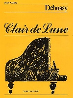 Clair de Lune (Easy Piano No.2)