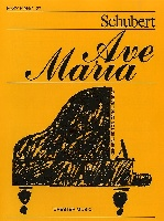 SCHUBERT AVE MARIA EASY PIANO 27