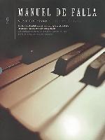 DE FALLA MANUEL MUSIC FOR PIANO VOL.2