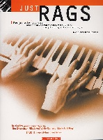 JUST RAGS PROGRESSIVE PIANO SOLOS S. DURO