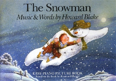 Blake, Howard : Howard Blake: The Snowman Easy Piano Picture Book