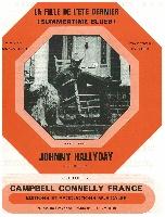 Halliday, Johnny : La Fille De L