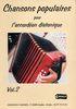 Divers : Chansons populaires Vol.2 pour Accordéon Diatonique