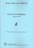 Bach : 101 chorales à 4 parties
