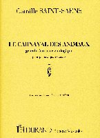 Saint Saens, Camille : Carnaval des animaux