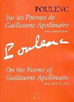 Poulenc, Francis : Sur les poèmes de Paul Eluard
