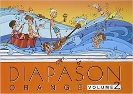 Diapason Orange Vol. 2