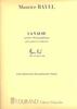 Ravel, Maurice : Livres de partitions de musique