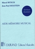 Bitsch, Marcel / Holstein, Jean-Paul : Aide Mémoire Musical