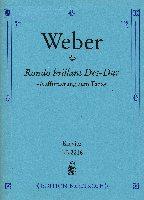 Weber, Carl Maria von : Aufforderung zum Tanz op. 65