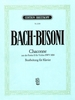 Bach, Johann Sebastian : Chaconne d-moll (Ré mineur) aus BWV 1004