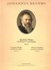 Brahms, Johannes : Sämtliche Klavierwerke, Band 1