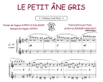 Aufray, Hugues / Buggy, Vline : Le petit âne gris (Collection CrocK