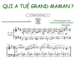 Qui a tué grand-maman ? (Collection CrocK