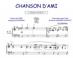 Chanson d'ami (Zazie / Baron, Phil)