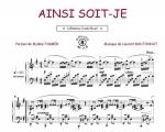 PIANO Chanson populaire francaise : Livres de partitions de musique