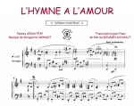 L'hymne � l'amour (Piaf, Edith / Monnot, Marguerite)