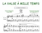 Brel, Jacques : La Valse à Mille Temps