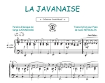 Serge Gainsbourg: La Javanaise (Collection CrocK