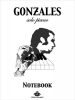 Gonzales Solo Piano : Note book Vol.1