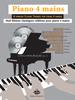 8 Thèmes classiques célèbres pour Piano 4 Mains / Anacrouse Vol.1+ 2 Cds