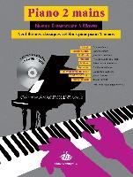 9 Thèmes classiques célèbres pour Piano 2 Mains / Anacrouse Vol.2 + CD (inclus bonus)