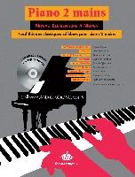 9 Thèmes classiques célèbres pour Piano 2 Mains / Anacrouse Vol.3 + CD (inclus bonus)