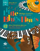 Little Blues Hands Volume 1 : 12 Pièces d
