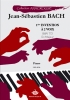 Bach, Johann Sebastian : 1�re Invention � 2 voix BWV 772 Do Majeur (Collection Anacrouse)