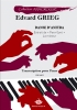 Grieg, Edvard : Danse d'Anitra, Extrait de `Peer Gynt`, La mineur (Collection Anacrouse)