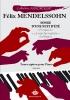 Mendelssohn, F�lix : Songe d'une nuit d'�t� Opus 61 n�4 `La marche nuptiale` Do Majeur (Collection Anacrouse)