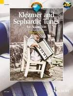 Klezmer and Sephardic Tunes for Accordion
