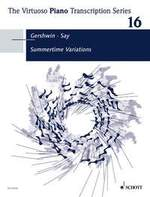 Gershwin, George / Say, Fazil : Summertime Variations