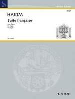 Hakim, Naji : Suite francaise