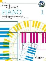 Heumann, Hans Günter : À vous de jouer ! Piano Vol.1 + CD