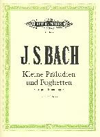 Bach, Johann Sebastian : 24 Short Preludes & Fugues
