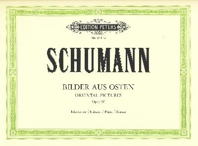 Schumann, Robert : Oriental Pictures Op.66