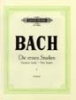 Bach, Johann Sebastian : First Studies (40 Selected Pieces), Vol.1