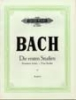 Bach, Johann Sebastian : First Studies (40 Selected Pieces), Vol.2