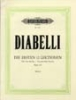 Diabelli, Anton : First Studies Op.125