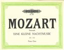 Mozart, Wolfgang Amadeus : Serenade KV 525