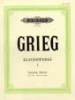 Grieg, Edvard : Complete Lyric Pieces (new Urtext Edition)