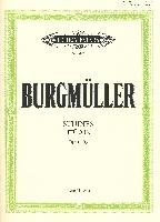 Burgmüller, Johann Friedrich Franz : Livres de partitions de musique